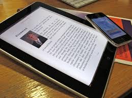 buku, digital, apple